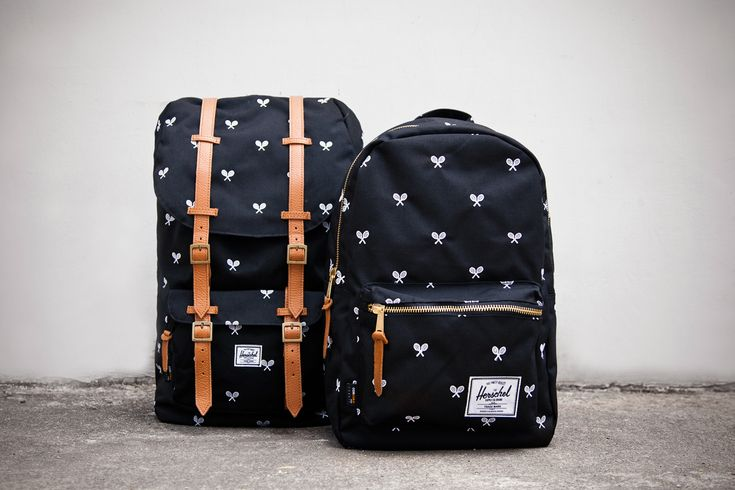 """Herschel Supply Co. 2013 Spring """"Embroidery"""" Collection"""