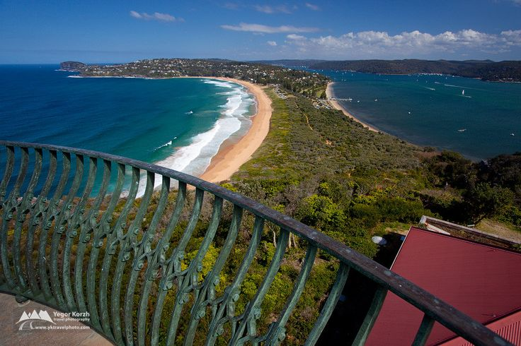 Barrenjoey Lighthouse, Palm Beach, NSW, Australia (514) - Yegor Korzh :: Travel Photography