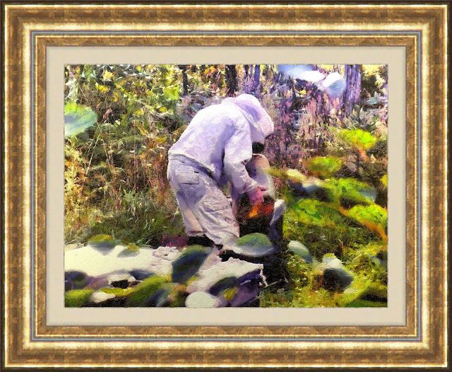 Art and Artography; photobased artwork by Roy Lindquist