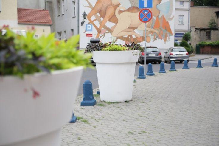 Leszno w rozkwicie | Inspirowani Naturą | large flower pots for cities - Gianto by nunoni.com