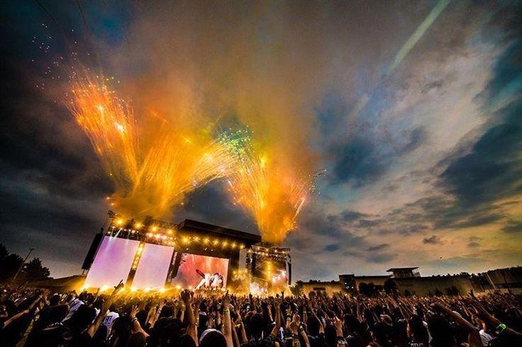 ONE OK ROCK in Nagisaen 2016