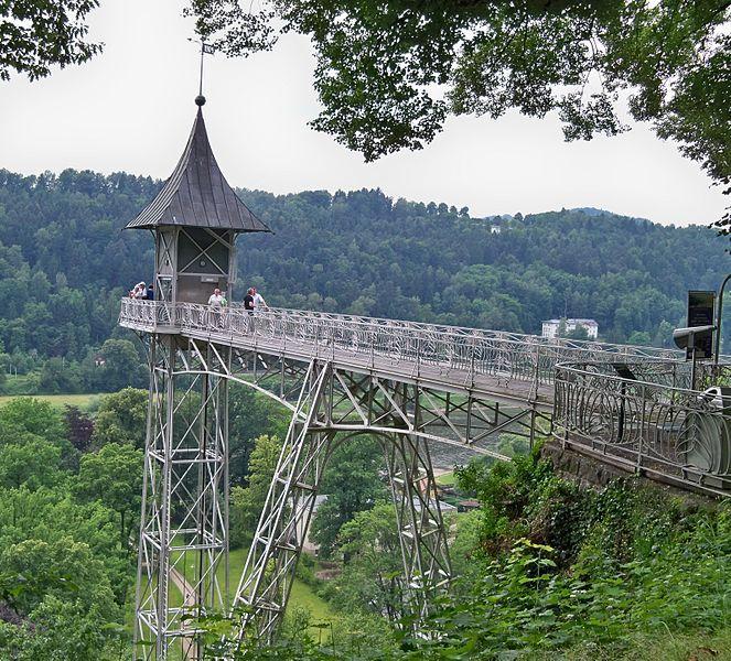 Bad Schandau Aufzug