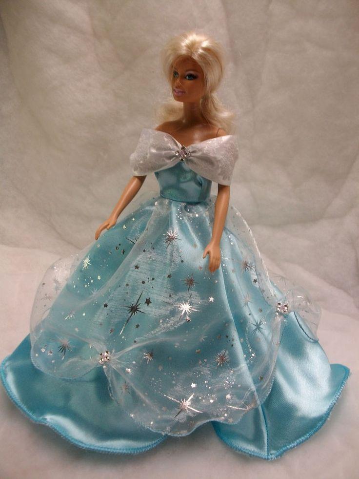 Kleidung für Barbie,Barbie Kleid                                                                                                                                                                                 Mehr