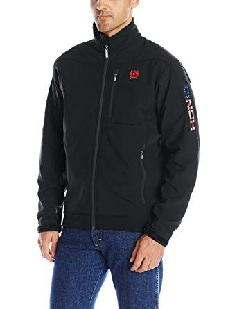 73d2675acc4 Cinch Men s Bonded Softshell Jacket with Concealed Carry Pockets Review
