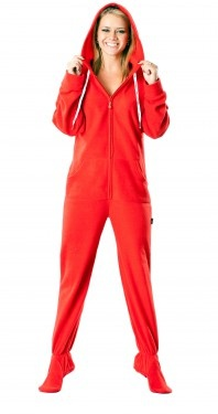 im serious when i say i want this. only in pink: Candy Apples Red, Foot Pjs, Hoodie Footi, Foot Pajamas I, Pajamas Footi, Christmas Foot, Christmas Mornings, Hoods Foot, Candy Apple Red