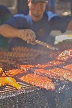 Ribfest. An international chicken-rib cook-off.  Sparks Street, #Ottawa, each year in June. Google Image Result for http://www.warioda.com/Other/Edito-Reality/Rib-Fest3/830772312_JC2fC-M-1.jpg