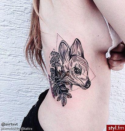 Mega gorące tatuaże, które zrobią wielkie WOW! - Strona 12