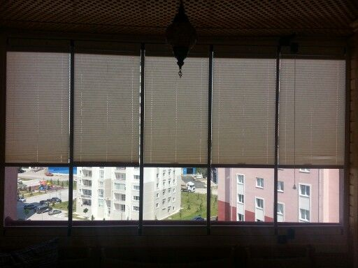 Cam balkon perdeleri