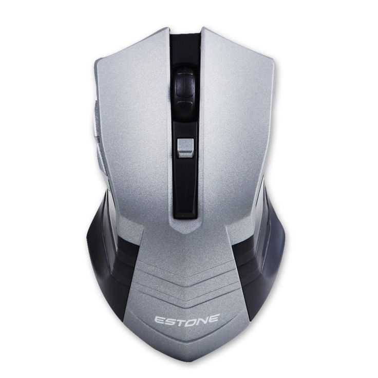 New Arrival 2.4Ghz Wireless Optical Mouse USB Cordless Computer Mouse 6 Buttons Fashion Portable Gamer Mice For Laptop Desktop
