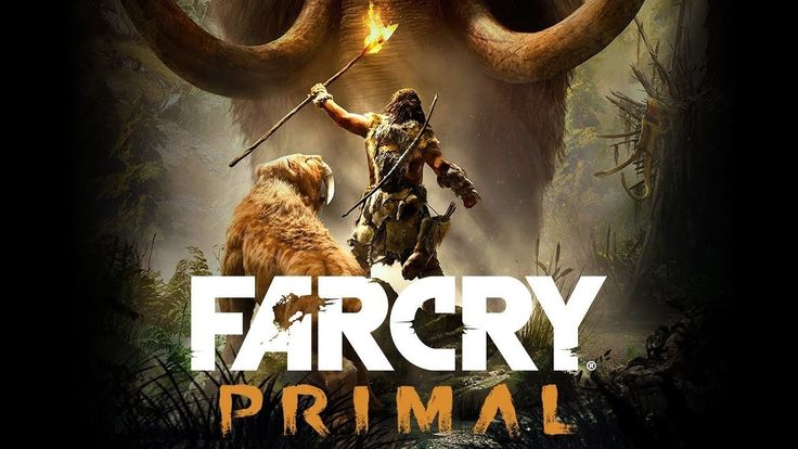 Far Cry Primal (PS4) - Live - No microphone
