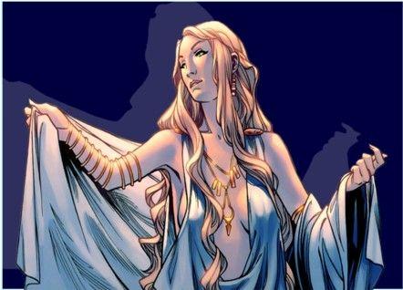 Kelda - Marvel Universe Wiki: The definitive online source for Marvel super hero bios.