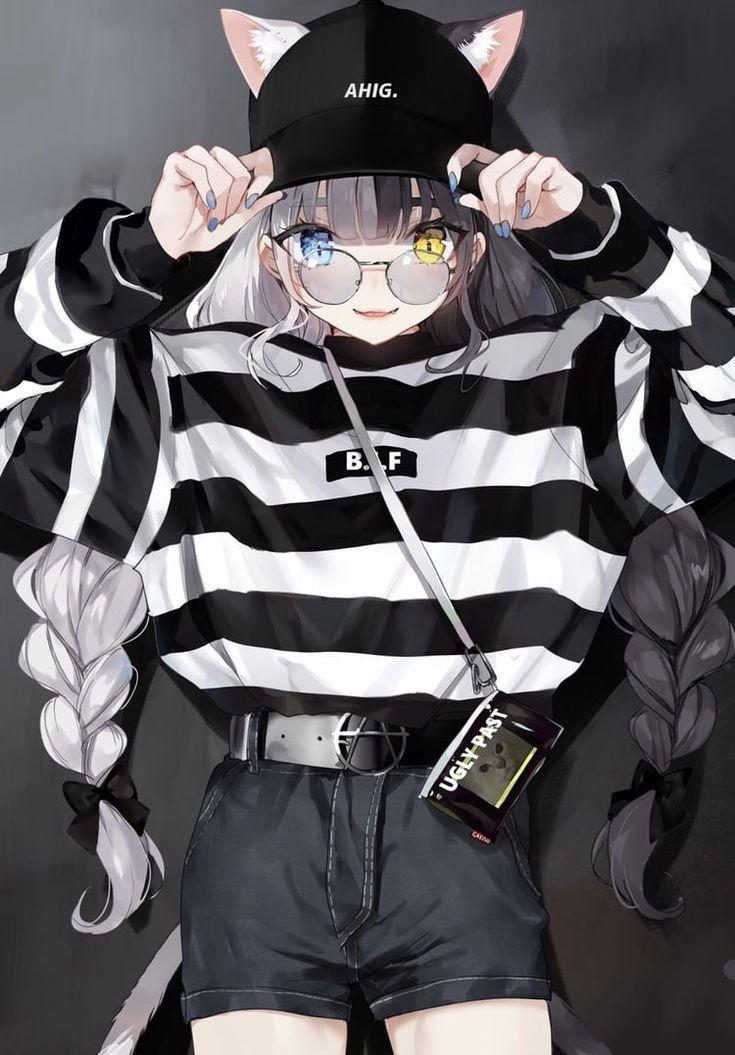 1000+ Bilder über Anime Girls auf We Heart It   Sehen Sie mehr über Anime Girl, Anime und Kawaii