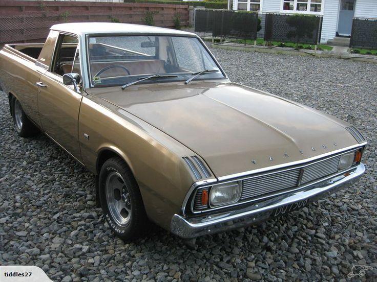 1971 VG Valiant Wayfarer ute