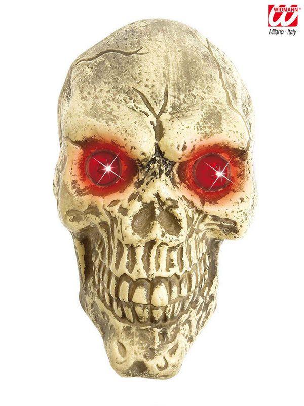 Trend Skelett Torso mit Leuchtaugen cm Halloween Deko weiss dac Addams Pinterest