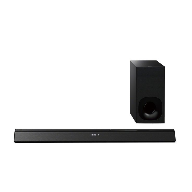 Sony HT-CT380 - sound bar system - for home theatre - wireless: Amazon.co.uk: Hi-Fi & Speakers
