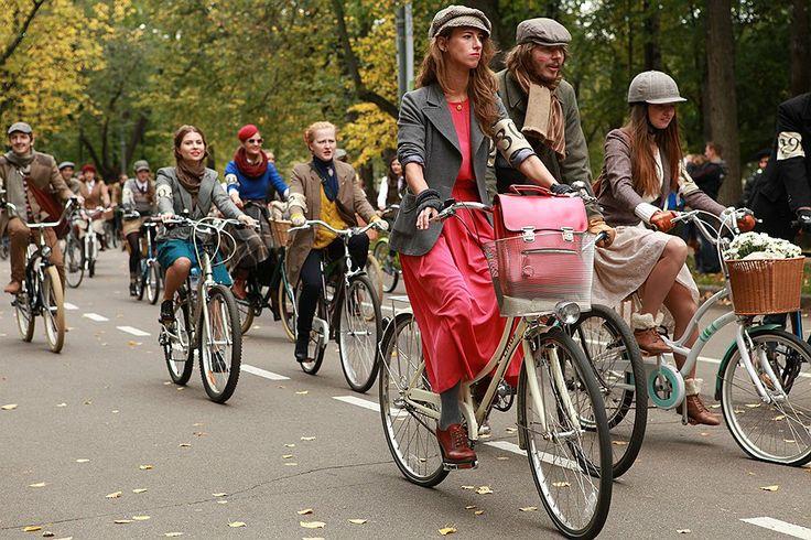 #RePeople #ReWork #Moscow  Ретро велосипеды