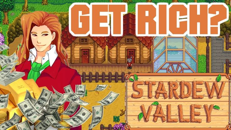 awesome - THE BEST MONEY GUIDE! - Stardew Valley - My Money Making Tips!