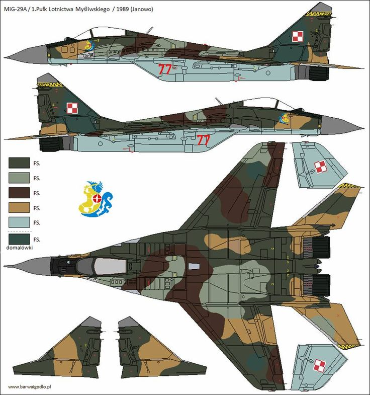 Polish Air Force MiG-29A