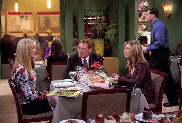 """Friends"" Lisa Kudrow, Ron Leibman and Jennifer Aniston"