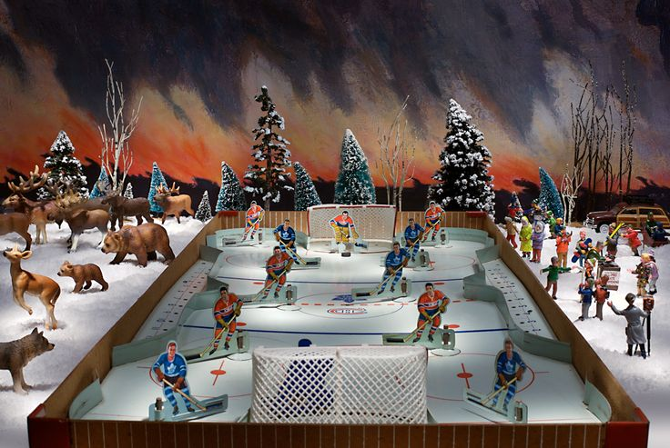 Diana Thorneycroft, Group of Seven Awkward Moments (March Storm), 2007