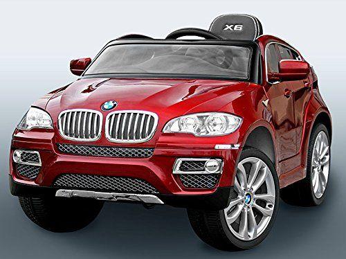 coches para nios bmw x rojo mando rc tienda de juguetes
