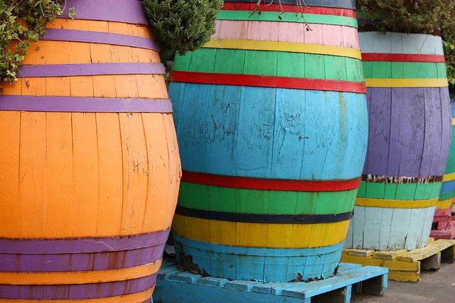 Barrel of Laughs by Dkillock, via Flickr (Killock D, 2009)