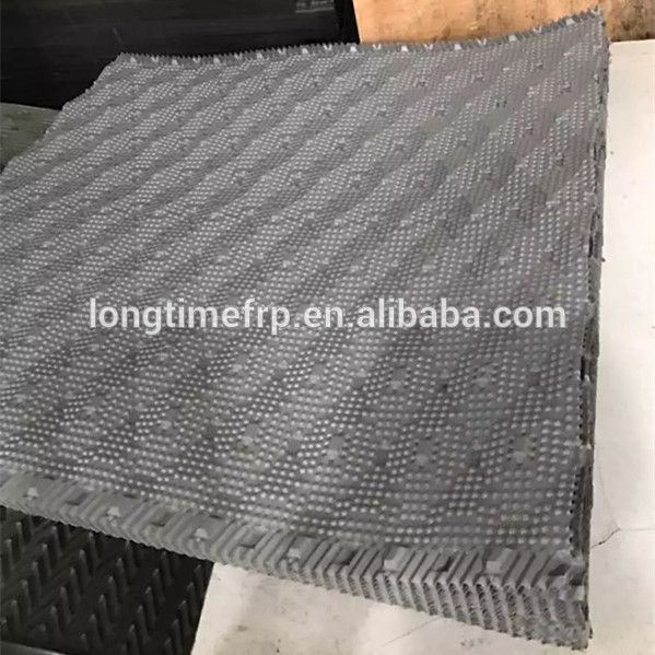 Film Fills For Packaged Cooling Towers Pvc Film Filler Cooling Tower Filler Cooling Tower Pvc Material Cross Flow