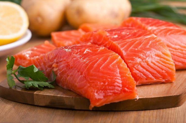 De cru a assado, o salmão agrada todos os gostos!     Eu gosto de salmão, seja qual for o preparo! De cru – no sashimi – até confitado, o...