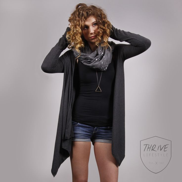 Exhibitor Profile: Thrive. Handmade clothing and    accessories from Salt Spring Island, BC. #ssinthecity