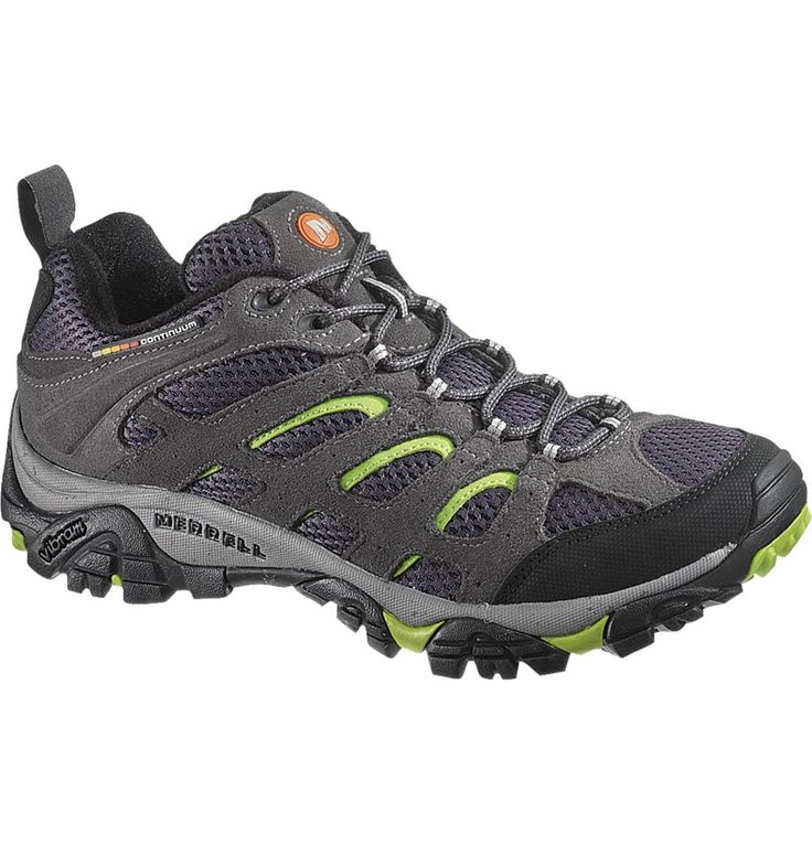 Might need to get me some of these.  Men's Athletic Shoes - Check Out the Merrell Moab Ventilator Hiking Shoes for Men - J87729