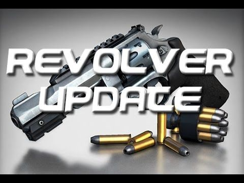 Looking at the Revolver Update for CS:GO
