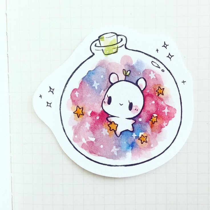 17 best ideas about cute drawings on pinterest how to for Cute drawing ideas