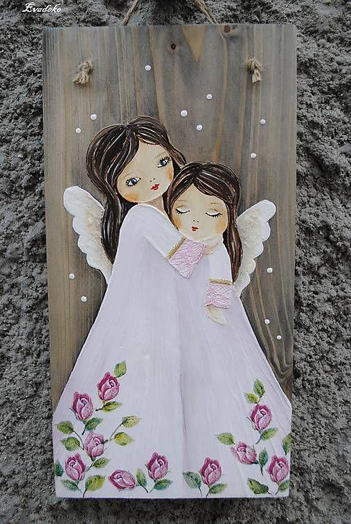 Anjeli v ružovom