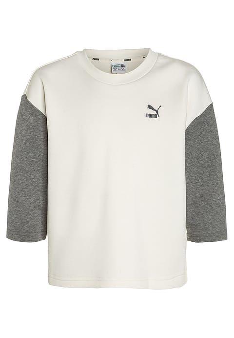 Vêtements sport Puma EVO CREW - Sweatshirt - marshmallow blanc: 34,95 € chez Zalando (au 19/12/17). Livraison et retours gratuits et service client gratuit au 0800 915 207.
