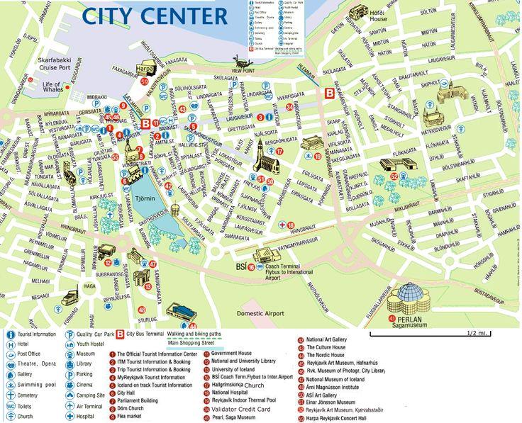Reykjavik Cruise Port Guide - CruisePortWiki.com
