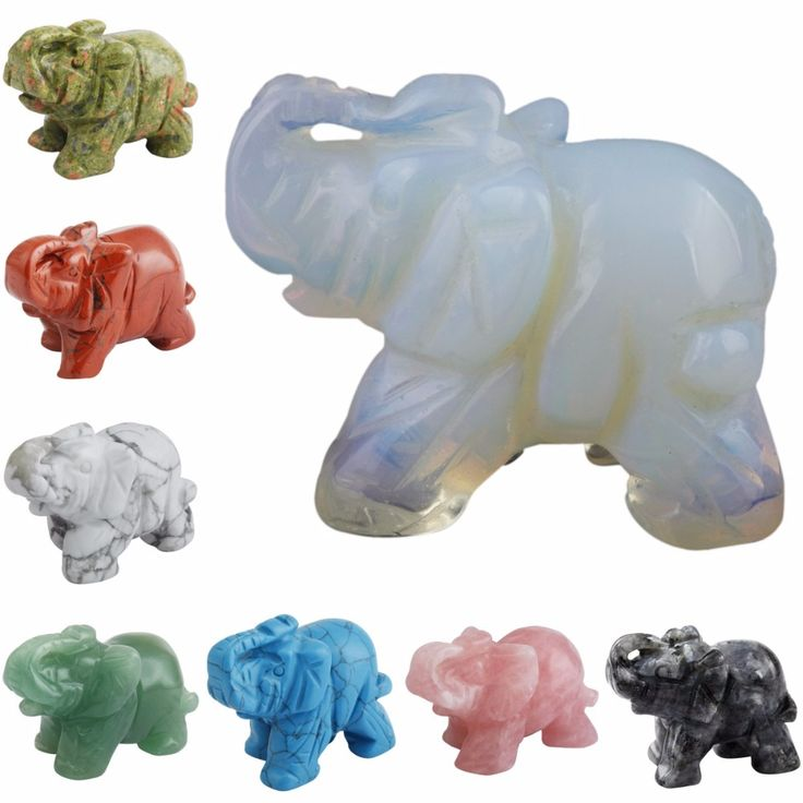 Find More Jewelry Packaging & Display Information about SUNYIK Rose Quartz Crystal Jasper Gem Stone Elephant Animal Healing Chakra Specimen Figurine 1.5'',High Quality figurine elephant,China figurine crystal Suppliers, Cheap figurine animal from xiaotong L's store  on Aliexpress.com