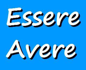 Italian grammar auxiliary verbs