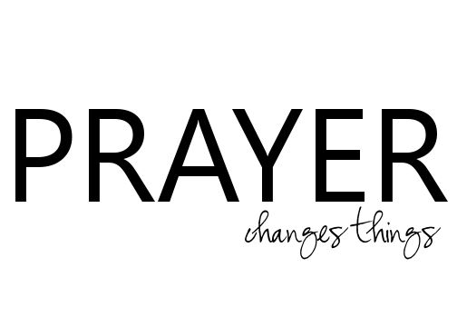 Healing Power of Prayer Graphics | Prayer Changes Things {FREE Printables and a Giveaway}
