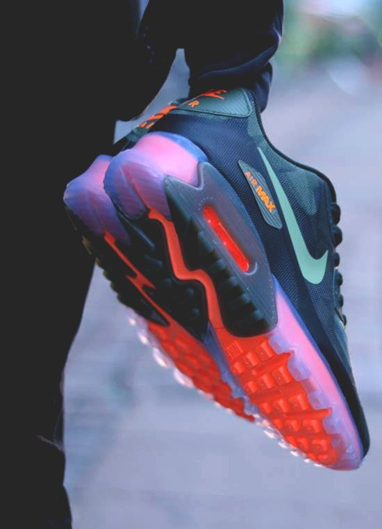 I WANT THEM  ||NIKE Air Max 90 ICE QS Soleview: