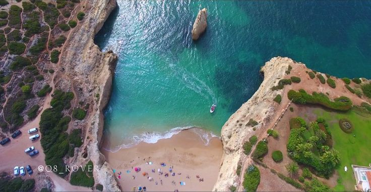 Summer Time, #Portugal - #drone pilot capturing the spectacular beauty, #video by Q8Rover - via Airvuz 04-08-2018 #travel #film