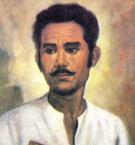 Thomas Matulessy (8 June 1783 – 16 December 1817,) also known as Kapitan Pattimura or simply Pattimura, was an Ambonese soldier and National Hero of Indonesia.  Pattimura has become a symbol of both Maluku and Indonesian independence, praised by President Sukarno and declared a national hero by President Suharto. He has several namesakes both in the capital of Maluku, Ambon, and in the rest of the Indonesian archipelago.