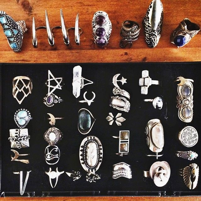 Jewelry // le-happy.com