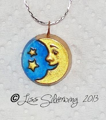 amazing one of a kind gift. its a pendant that has been painted just for you , perfect for any occasion and also everyday use. will make you be the star everywhere you go  note: chain is for presentation purpose. item will be shipped with a white satin-like chord.