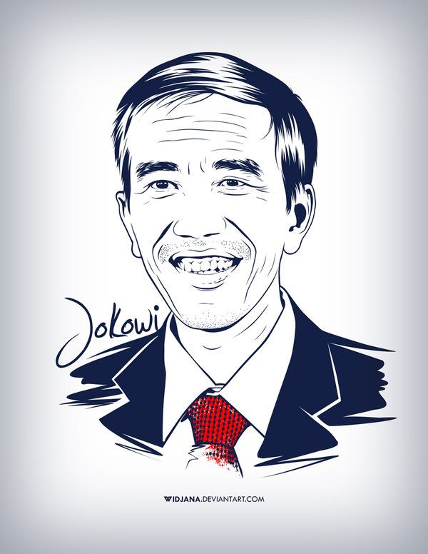 My President - 7th Indonesian President