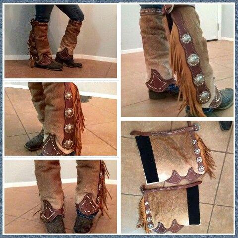 Western Half Chaps! I love these!!  935acdf0f4e3