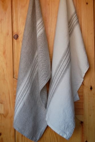 #LinenWay #Linen Towels #Stone-Washed Towels #Kitchen Towels #Linen
