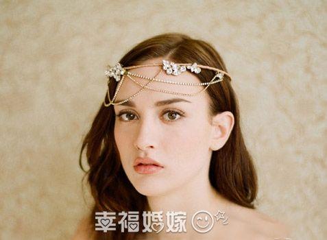 bridal headwear, beading headwear, beautiful headwear