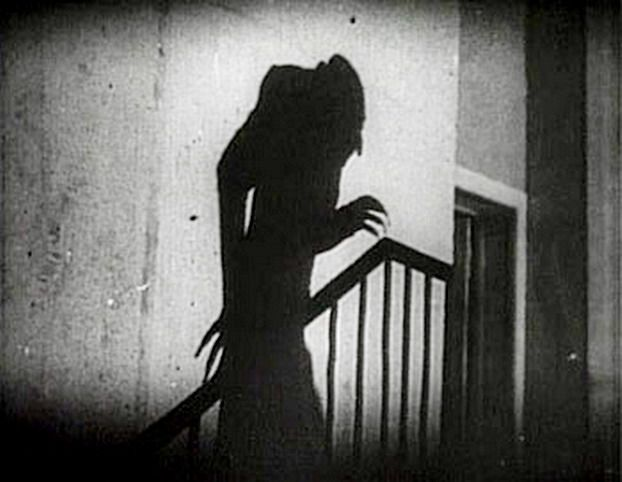 Image result for horror shadows
