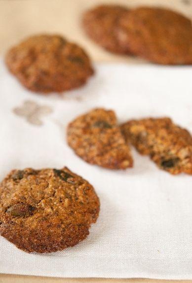 » Biscuits sarrasin noisette aux graines   Clea cuisine