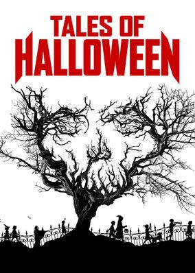 Tales of Halloween (2015)    Ten horror shorts set in one suburban town capture the insanity of Halloween, from trick-or-treating aliens to kidnappers in way over their heads.
